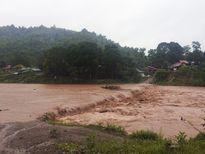2 người chết và 1 người mất tích ở Điện Biên do mưa lũ