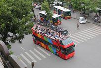 TP. Hà Nội sẽ vận hành xe buýt 2 tầng phát triển du lịch