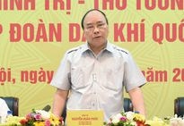 Thủ tướng ghi nhận PVN giúp khẳng định chủ quyền quốc gia