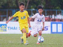 VCK U15 Quốc gia: Tây Ninh và SLNA 'dắt tay' vào bán kết, ĐKVĐ HAGL bị loại