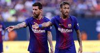 Neymar và 23 tiền đạo từng sát cánh cùng Messi trên hàng công Barca
