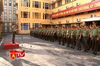 CATP Hà Nội phát động đợt thi đua đặc biệt làm theo lời Bác
