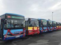 Transerco tiếp tục thay mới xe buýt tuyến 28 có wifi miễn phí