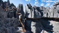 Rừng đá Tsingy - di sản thiên nhiên cực kỳ khó tiếp cận