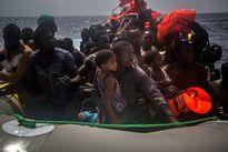 Châu Âu chia rẽ vì vấn đề người tị nạn Libya