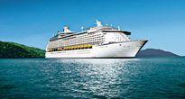 3.000 khách tàu biển Voyager of the Seas cập cảng Chân Mây và Nha Trang