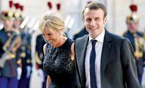 Tranh cãi Tổng thống Pháp muốn tìm danh phận cho vợ