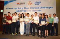 6 sinh viên Việt Nam nhận học bổng thạc sĩ tại Mỹ về SmartCity
