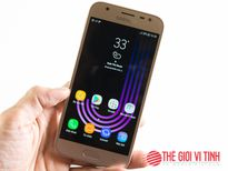 Cận cảnh smartphone Samsung Galaxy J3 Pro