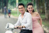 Việt Anh vui vẻ quay phim với 'tình mới' sau ồn ào với Bảo Thanh