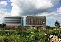 Ninh Bình: Bệnh viện Sản nhi Ninh Bình 'ì ạch' 7 năm vẫn chưa xong