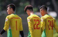 U22 Việt Nam nhận 'hung tin', Minh Long nhập viện vì chấn thương