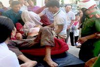 Nghệ An: Người chết, kẻ lòi ruột vì tranh chấp đất đai