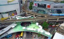 Đường đi bộ trên cao mới ở Bangkok: Một công trình nghệ thuật