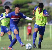 U22 Việt Nam chốt danh sách 20 cầu thủ dự SEA Games 29