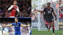BXH Premier League 2017/2018: Huddersfield dẫn đầu, Chelsea hạng 16