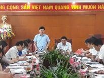 Đoàn kiểm tra TP Hà Nội làm việc với huyện Mê Linh về chương trình 04-Ctr/TU