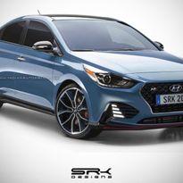 Lộ diện hình ảnh xe hiệu suất cao Hyundai Verna N