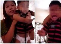 Sự thật đằng sau clip mẹ dùng dây thít cổ con trai, quay clip khiến cộng đồng mạng phẫn nộ