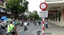 Hà Nội: Điều chỉnh tổ chức giao thông trên tuyến phố Hàng Bài