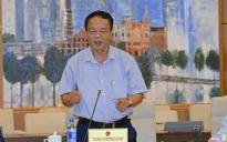 Thượng tướng Võ Trọng Việt: 'Nên có Kiểm ngư cấp tỉnh'