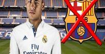 Neymar noi gương 'Ro béo': Barca chờ 'kẻ phản bội' đến Real Madrid