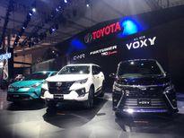 Toyota Voxy 2017 ra mắt Đông Nam Á, 'đàn anh' của Innova