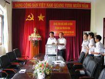 LĐLĐ tỉnh Đắk Nông ủng hộ đồng bào Tây Bắc