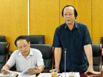 Họp Ban soạn thảo xây dựng Nghị định sửa đổi, bổ sung các Nghị định hướng dẫn thi hành Luật bảo vệ môi trường