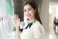 Hoa hậu Thu Thảo, á hậu Tú Anh mặc đẹp nhất tuần