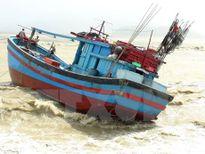 Quảng Ninh: Tàu chở 6 người bị đắm khi đang neo đậu ở Cô Tô