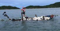 Quảng Ninh: Cứu sống 6 ngư dân bị đắm thuyền