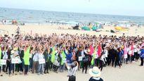 1500 sinh viên nhảy flashmob bảo vệ môi trường