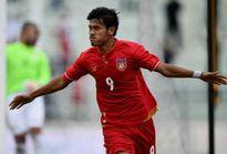 U.22 Myanmar giành chiến thắng 3-1 trước U.22 Lào để vươn lên ngôi đầu bảng A