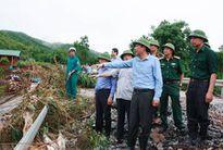 Quảng Ninh: Bí thư Tỉnh ủy chỉ đạo khắc phục thiên tai