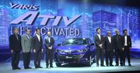 Sedan cỡ nhỏ Toyota Yaris Ativ ra mắt ở Thái Lan giá từ 320 triệu