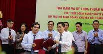 Tọa đàm và ký thỏa thuận hợp tác giữa VINASME và tỉnh Thái Bình