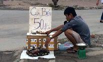 Thật hư câu chuyện bán cua biển giá 50.000 đồng/kg