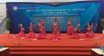 Triển lãm - Hội chợ sách Quốc tế Việt Nam 2017: Giới thiệu hàng vạn bản sách