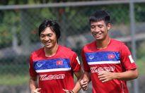 U22 Việt Nam vui vẻ dù lại bị chủ nhà Malaysia làm khó