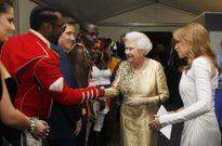 Thú nghe nhạc của gia đình Hoàng gia Anh quốc