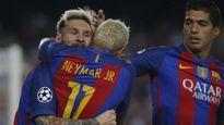 Leo Messi hứa giúp Neymar giành Bóng vàng nếu ở lại nhưng bất thành