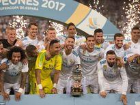 Hạ gục Barcelona, Real Madrid giành Siêu cúp Tây Ban Nha