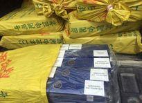 Bắt giữ gần 4 nghìn bao thuốc lá 555 Gold nhập lậu