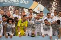 Lần thứ 2 đả bại Barca, Real Madrid đoạt Siêu cúp Tây Ban Nha!