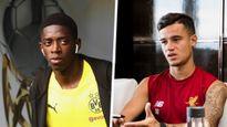 Thua thảm Real, Barca 'phá két' mua Coutinho, Dembele!