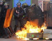 Pháp: Biểu tình biến thành bạo loạn