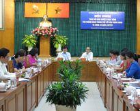 Văn phòng HĐND 24 quận, huyện phản ánh nhiều khó khăn, vướng mắc