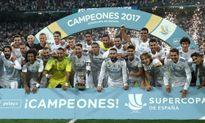 Hạ Barca, Real đoạt Siêu cúp Tây Ban Nha 2017