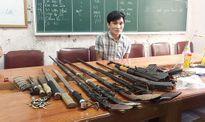 Sắm kho vũ khí dựng lán trại bán ma túy